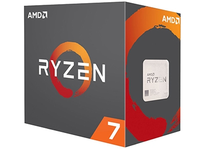 Επεξεργαστής AMD Ryzen 7 1700X (AM4/3.4 GHz/20MB Cache)