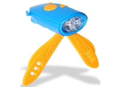 Φωτάκι - Κόρνα με Χειριστήριο Mini HORNIT Μωβ - C02G0600034