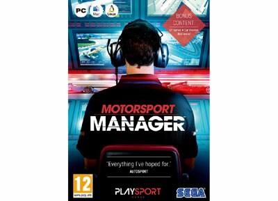 Motorsport Manager - PC Game