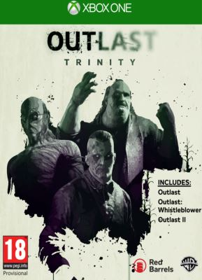 Outlast Trinity - Xbox One Game