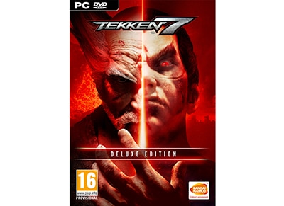 Tekken 7 Deluxe Edition - PC Game