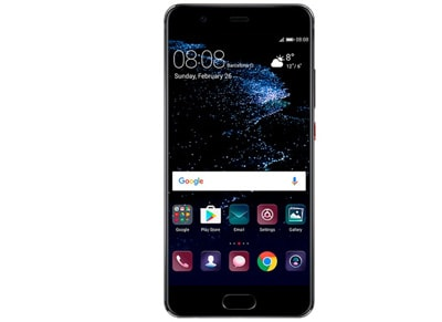 4G Smartphone Huawei P10 64GB Μαύρο