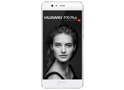 4G Smartphone Huawei P10 Plus 128GB Ασημί