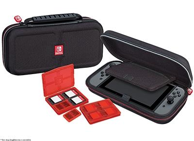 Big Ben Switch Deluxe Travel Case - Θήκη μεταφοράς Nintendo Switch gaming   αξεσουάρ κονσολών   nintendo switch