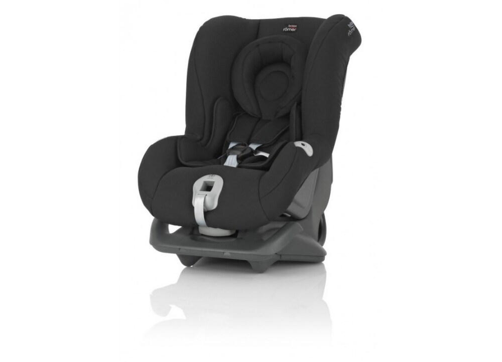 Βρεφικό Κάθισμα Αυτοκινήτου Britax Romer First Class Plus Μαύρο