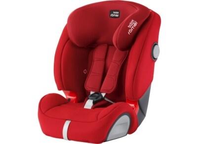 Βρεφικό Κάθισμα Αυτοκινήτου Britax Evolva 123 SL SICT Cosmo Red