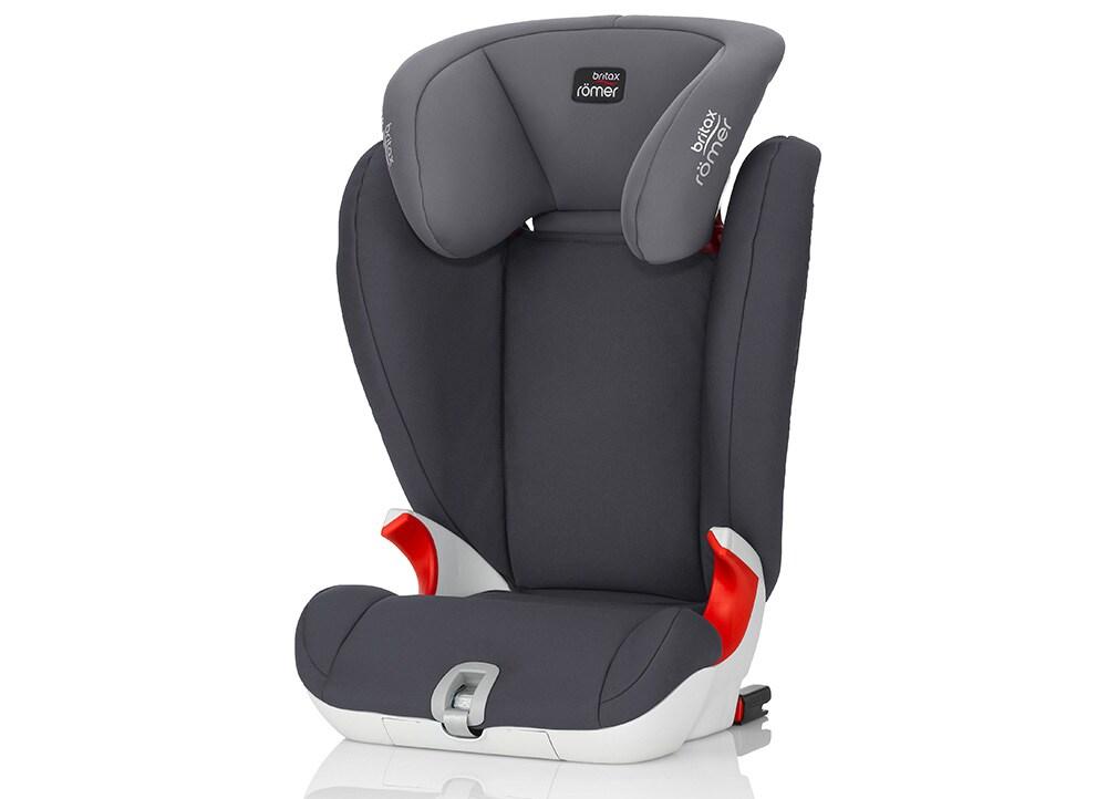 Βρεφικό Κάθισμα Αυτοκινήτου Britax Kidfix Sl Γκρι
