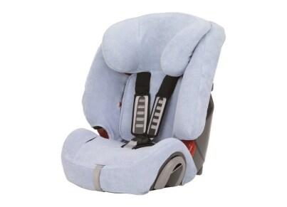Κάλυμμα για Βρεφικό Κάθισμα Αυτοκινήτου Evolva 123 SL Britax Blue παιχνίδια   παιδικά   βρεφικά  0 1 ετών    για τη μεταφορά   αξεσουάρ μεταφοράς