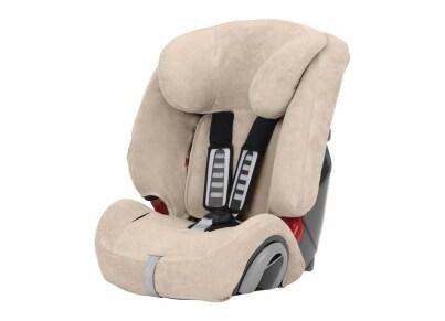 Κάλυμμα για Βρεφικό Κάθισμα Αυτοκινήτου Evolva 123 SL Britax Beige παιχνίδια   παιδικά   βρεφικά  0 1 ετών    για τη μεταφορά   αξεσουάρ μεταφοράς