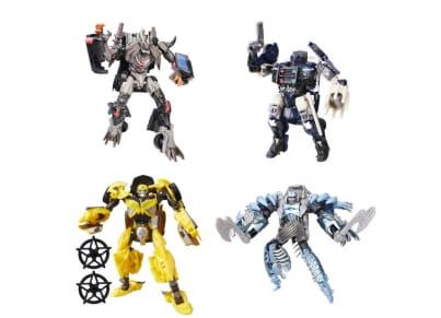 Transformers: MV5 - Premier Edition Deluxe - 4 Σχέδια - 1 Τεμάχιο