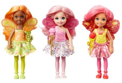 Barbie Μίνι Νεράιδα Τσέλσι