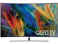 "Τηλεόραση Samsung 49"" 4K QLED Curved Smart TV QE49Q7C"