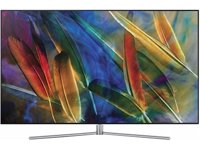 "Τηλεόραση 55"" Samsung QE55Q7F - 4K QLED Smart TV"