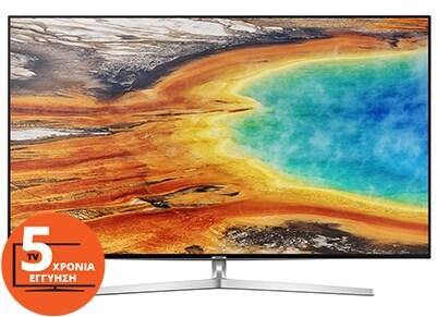 """Τηλεόραση Samsung UE75MU8002TXXH 75"""" Smart LED UltraHD τηλεοράσεις   εικόνα   τηλεοράσεις"""