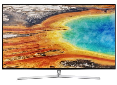 "Τηλεόραση Samsung MU8002 65"" Smart LED Ultra HD"