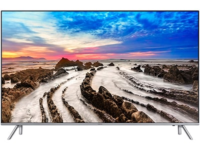 "Τηλεόραση 55"" Samsung UE55MU7002TXXH - 4K Smart TV"