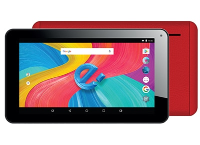 "eSTAR Beauty 2 HD Quad Core - Tablet 7"" 8GB - Μαύρο/Κόκκινο"