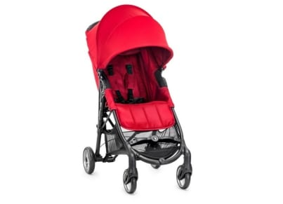 Καρότσι Baby Jogger City Mini Zip Red