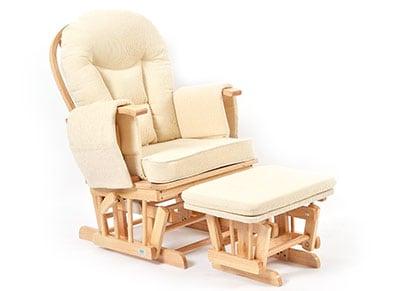 Πολυθρόνα Θηλασμού - Wooden Glider Kidscom Ουδέτερο παιχνίδια   παιδικά   βρεφικά  0 1 ετών    για τη μαμά