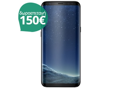 4G Smartphone Samsung Galaxy S8+ 64GB Black