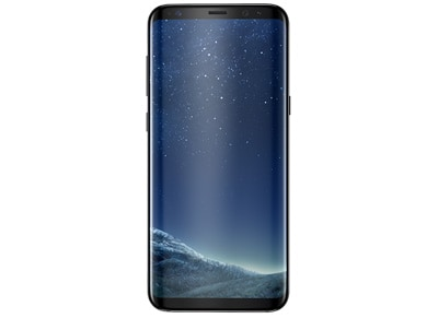 Samsung Galaxy S8 64GB Black - 4G Smartphone