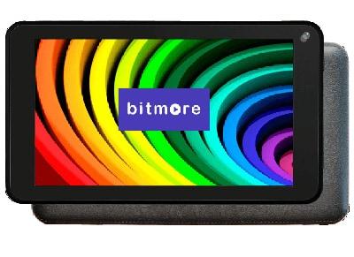 "Bitmore ColorTab 7 - Tablet 7"" 8GB Μαύρο"