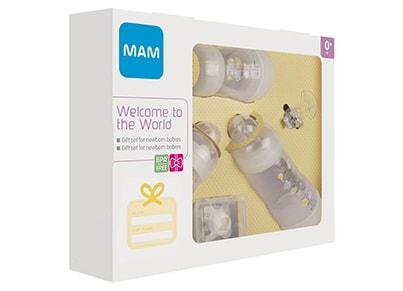 Βρεφικό Σετ Δώρου MAM Unisex παιχνίδια   παιδικά   βρεφικά  0 1 ετών    πιπίλες   μπιμπερό   αξεσουάρ   μπιμπ