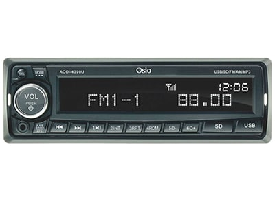 Car Audio Osio ACO-4390U - Radio/USB