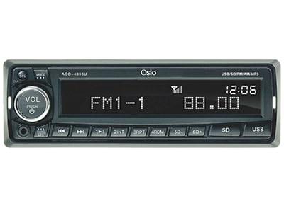 Car Audio Osio ACO-4390U - Radio/USB/CD