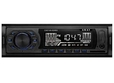 Car Audio Akai CA014A-6246U - Radio/USB/SD