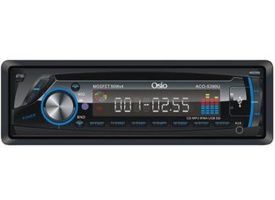 Car Audio Osio ACO-5390U - Radio/USB/CD