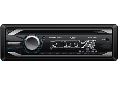 Car Audio Osio ACO-5490U - Radio/USB/CD ήχος   car audio   radio cd usb mp3