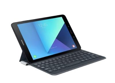 Samsung Book Cover Keyboard - Θήκη Samsung Galaxy Tab S3  - Γκρι