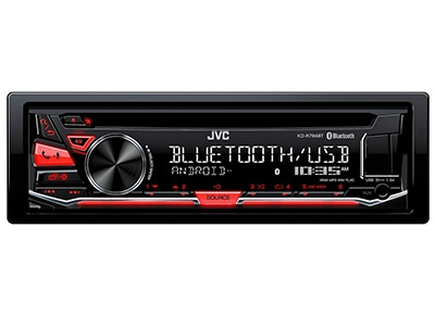Car Audio JVC KD-R784BT - Radio/USB/CD