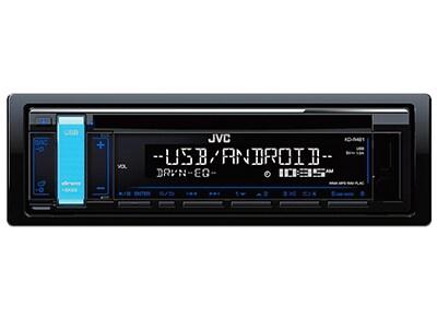 Car Audio JVC KD-R481 - Radio/USB/CD
