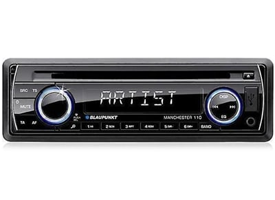 Car Audio Blaupunkt Manchester 110 - Radio/USB/CD