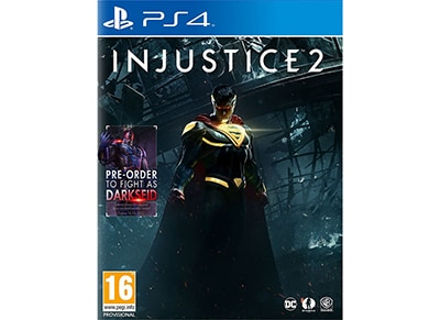PS4 Used Game: Injustice 2 gaming   used games   ps4 used