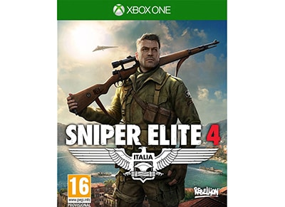 Xbox One Used Game: Sniper Elite 4 gaming   used games   xbox one used