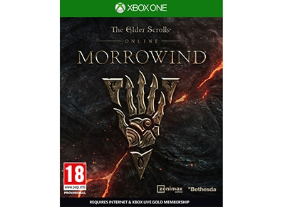 Xbox One Used Game: The Elder Scrolls Online: Morrowind gaming   used games   xbox one used
