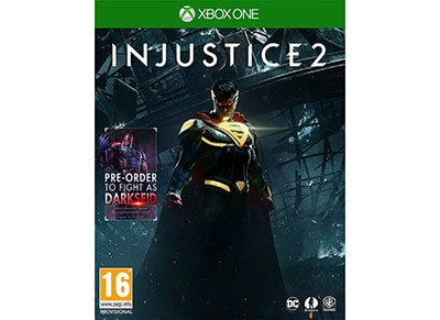 Xbox One Used Game: Injustice 2 gaming   used games   xbox one used