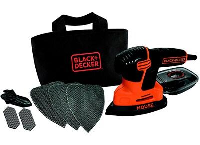 Τριβείο Λεπτομερειών Mouse Black & Decker KA2000-QS - 120W
