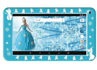 """eStar Themed Tablet 7"""" 8GB Frozen"""