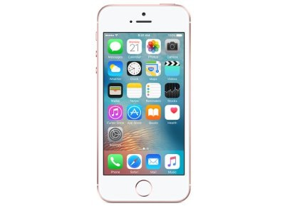 Apple iPhone SE 32GB Rose Gold Smartphone