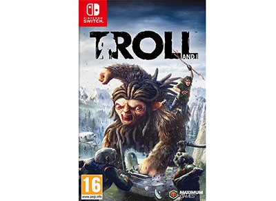 Troll and I - Nintendo Switch Game