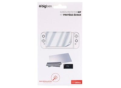 BigBen Switch Screen Protector - Προστασία οθόνης Nintendo Switch gaming   αξεσουάρ κονσολών   nintendo switch