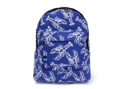 Τσάντα Πλάτης Mi Pac - Lobsters - Μπλε - 740314-051