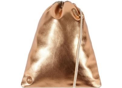 Τσάντα Πλάτης Mi Pac - Metallic Rose Gold - Ροζ Χρυσό - 740555-014