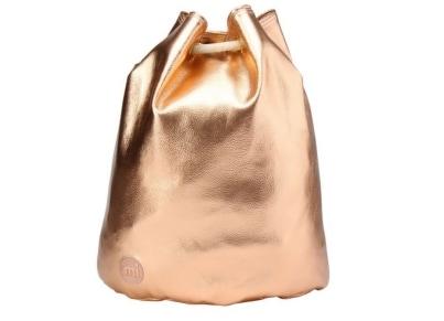Τσάντα Πλάτης Mi Pac - Gold Swing Bag Metallic - Ροζ/Χρυσό - 740461-005