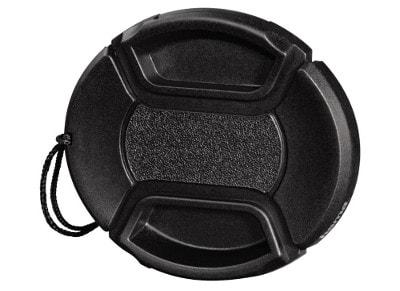 Προστασία Φακού Hama Smart-Snap Lens Cap - 62 mm - Μαύρο