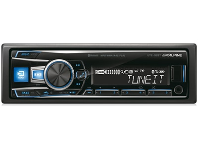 Car Audio Alpine UTE-92BT - Radio/USB/Bluetooth